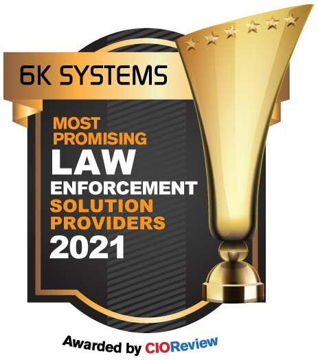 Top 10 Law Enforcement Solution Companies – 2021